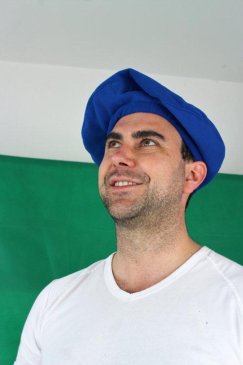 Barett (blau)