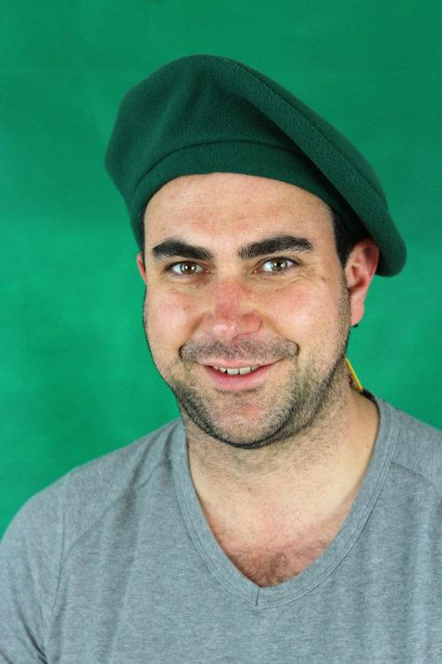 Barett (grün)