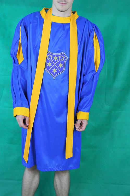 Hemd Bischofswerda (blau)