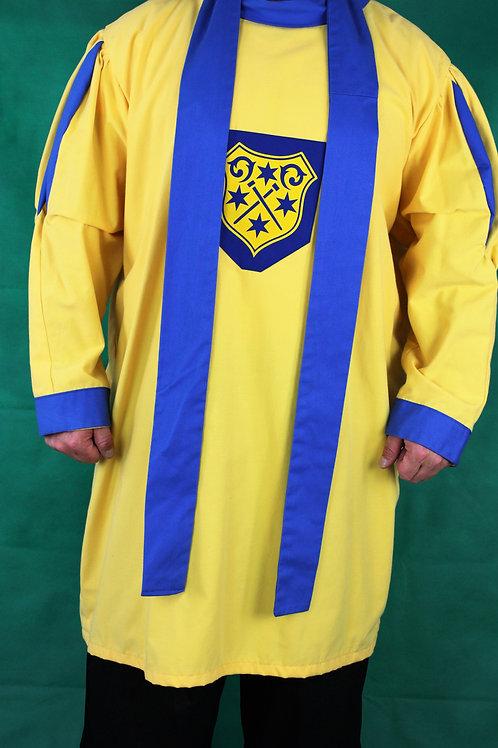 Hemd Bischofswerda (gelb)