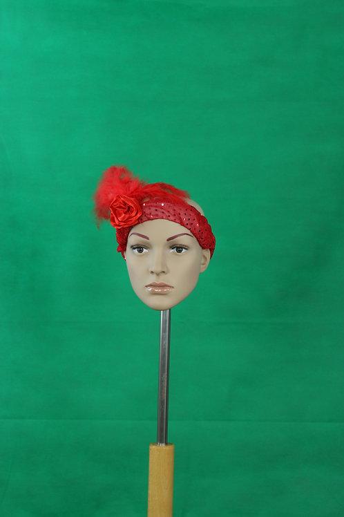 20er-/50er Jahre Stirnband