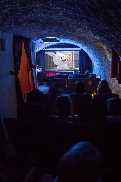 Das kleinste Kino in Bischofswerda (Bild RocciPix)