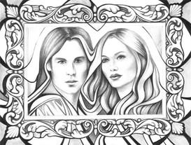 Abby and Zaidan Mirror Dream