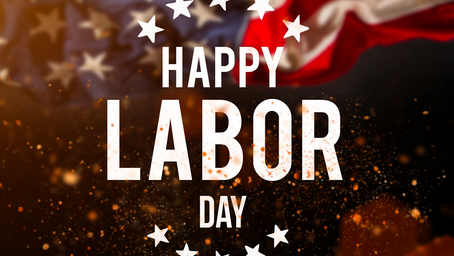 DMI Closed Sept 6th, 2021 for Labor Day
