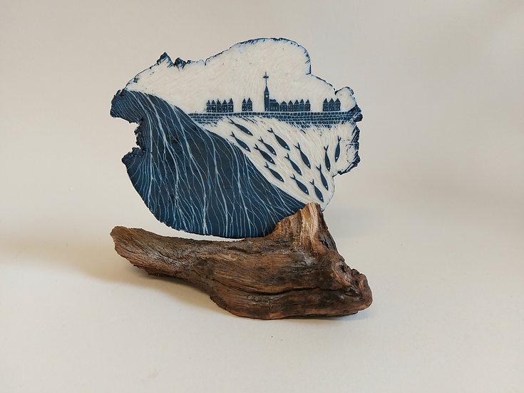 Seascape in base