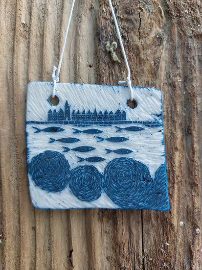 Hanging seascape  5