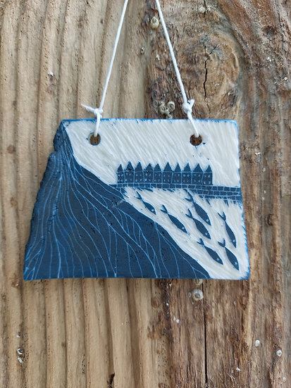 Hanging seascape 4