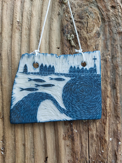 Hanging seascape  8