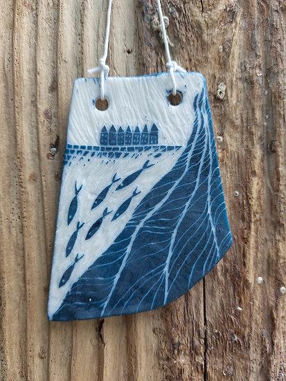 Hanging seascape  2