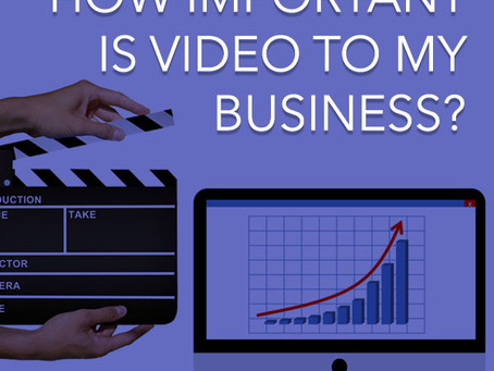 How important is video to my business?