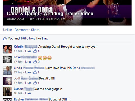 We love seeing the comments on our trailer videos!