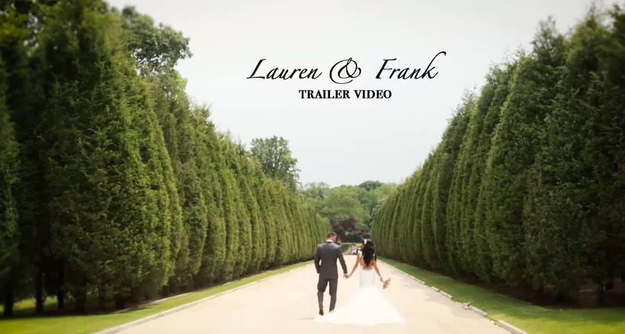 Lauren & Frank (Oheka Castle)