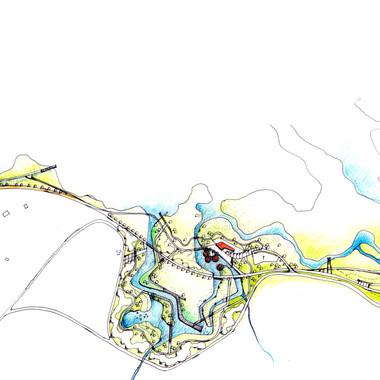 예당호수수변개발