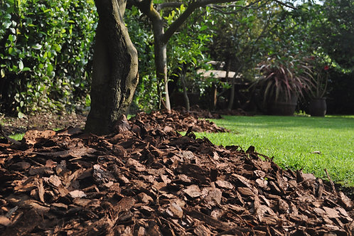 Pine Bark Mulch - Large
