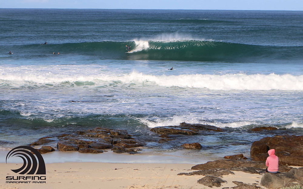 surf spots Margaret River