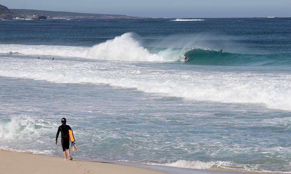 beachie, surfing margaret river