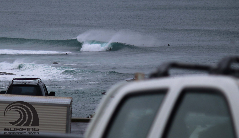 cyclone swell margaret river