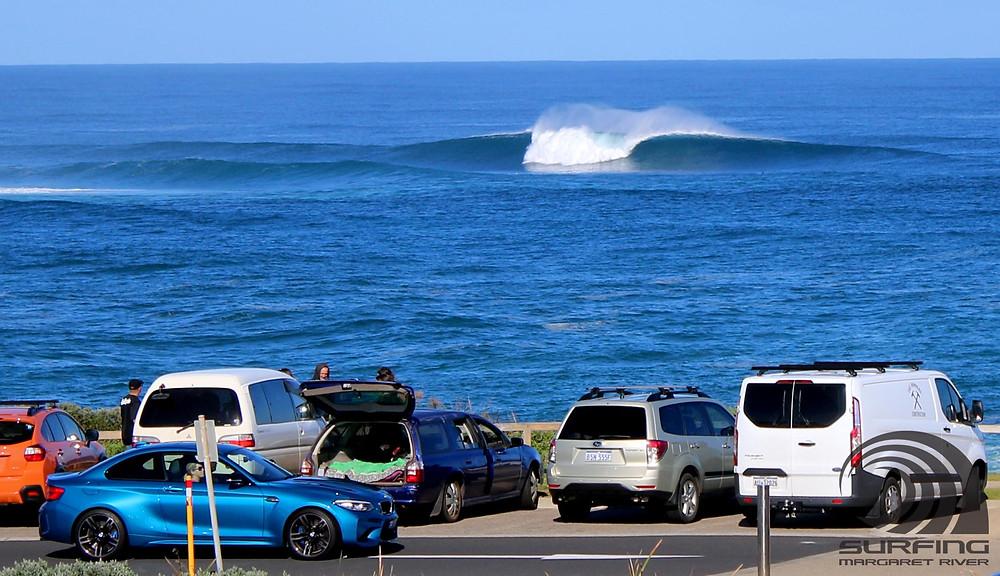 the bombie WA waves