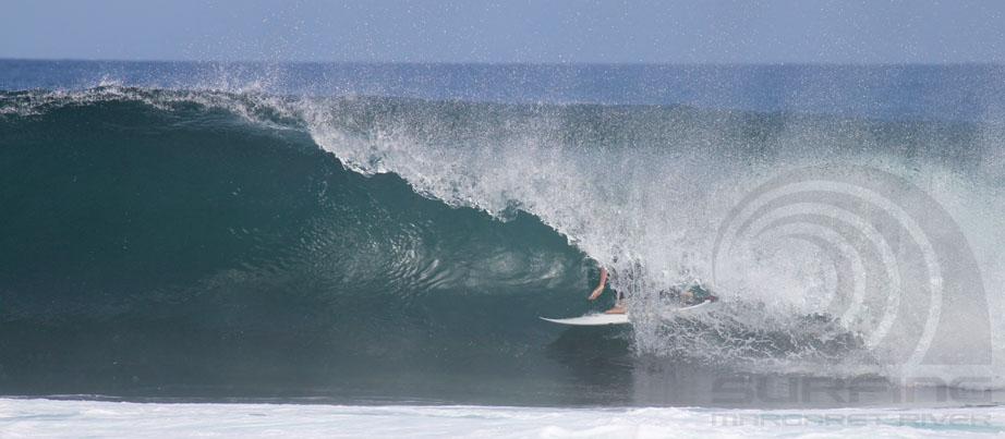 surfing margaret river, gracetown.