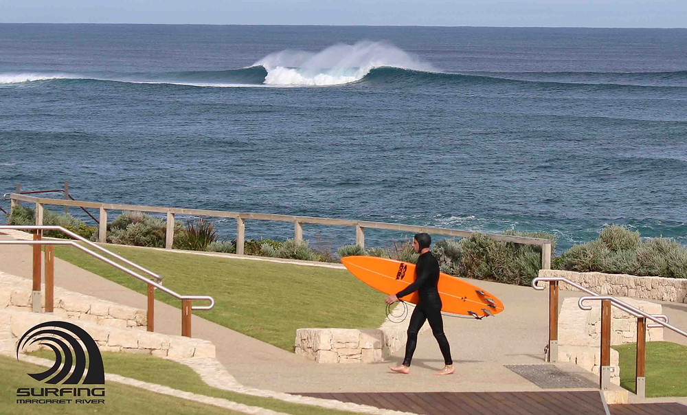 living the life surfers point margaret river