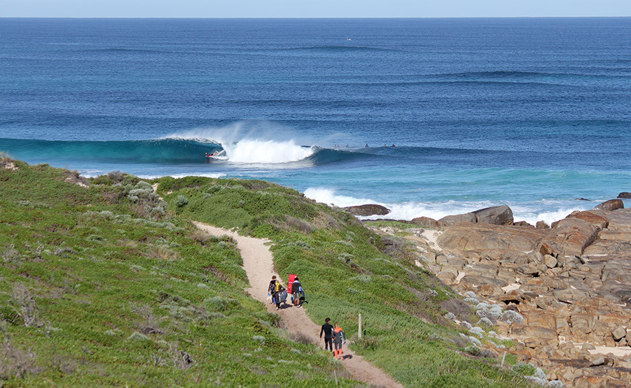 a perfect winter's day, margaret river