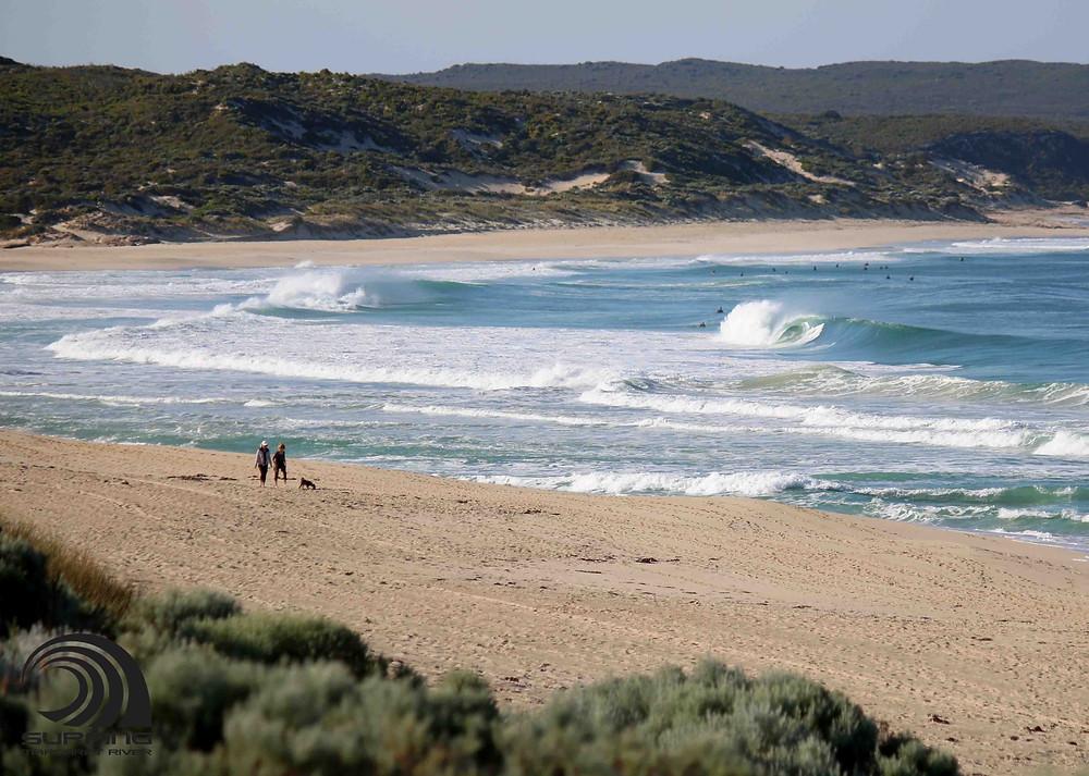 beach breaks margaret river