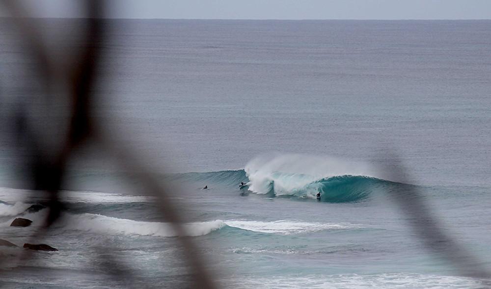 reef break, surf spot in margaret river
