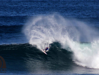 Shark Scare Sees Competitors Exit Water in Semi Final of the #MargiesPro
