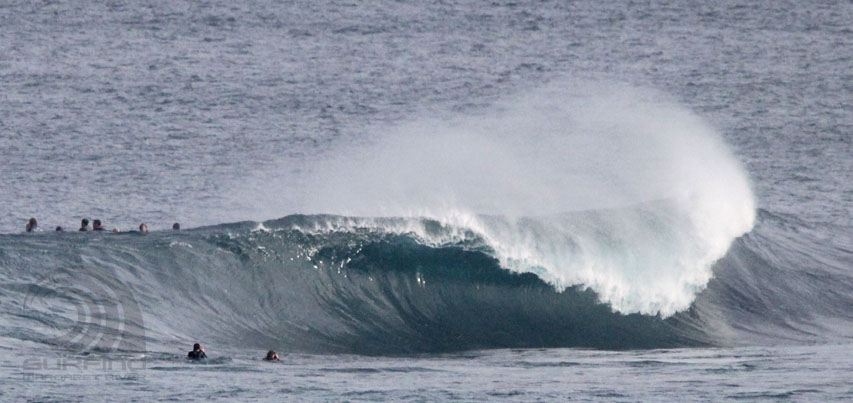surfing margaret river, box.