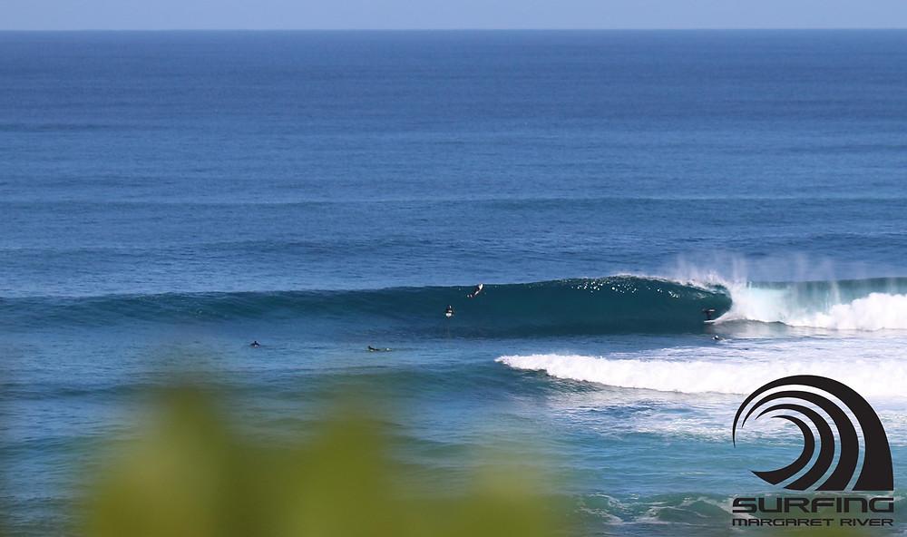easy surf spots margaret river