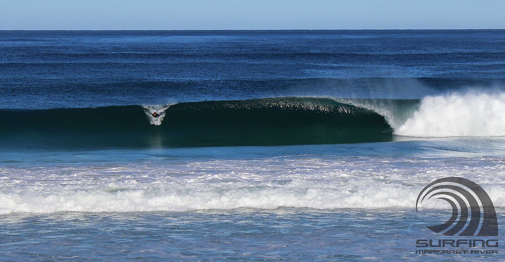 beginner surf spot margaret river