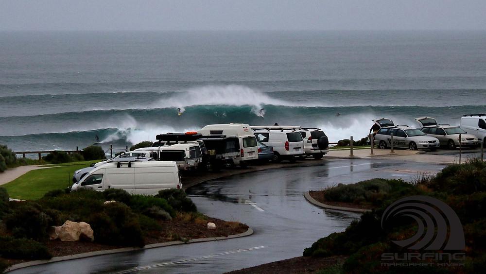 surfers point cyclone seroja