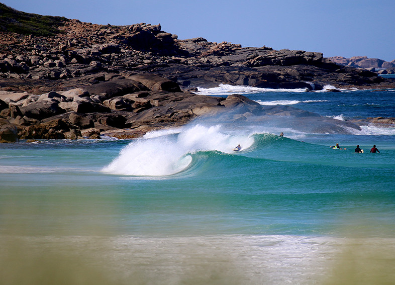 surf between the capes