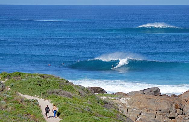 surfing margaret river, gas