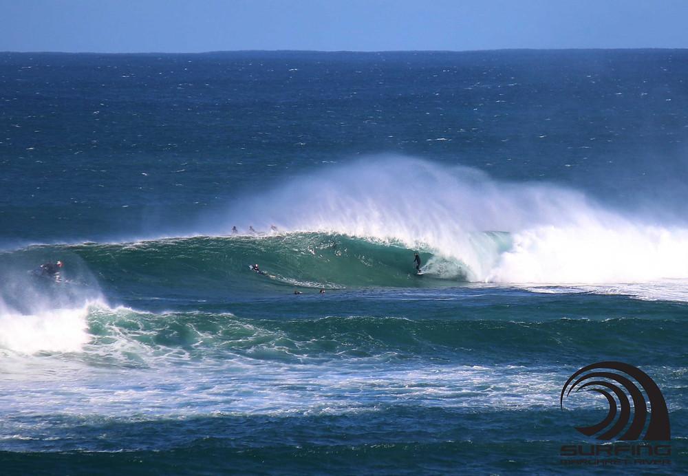 big surf north point gracetown WA