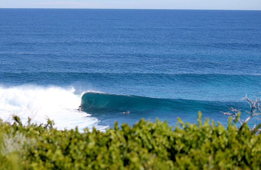 reef break, margaret river