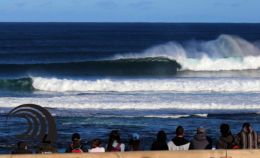 Surfers Point turns it on