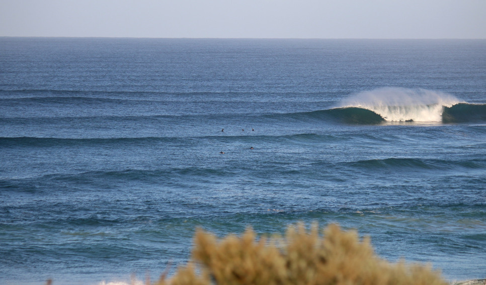 grunters where to surf in WA