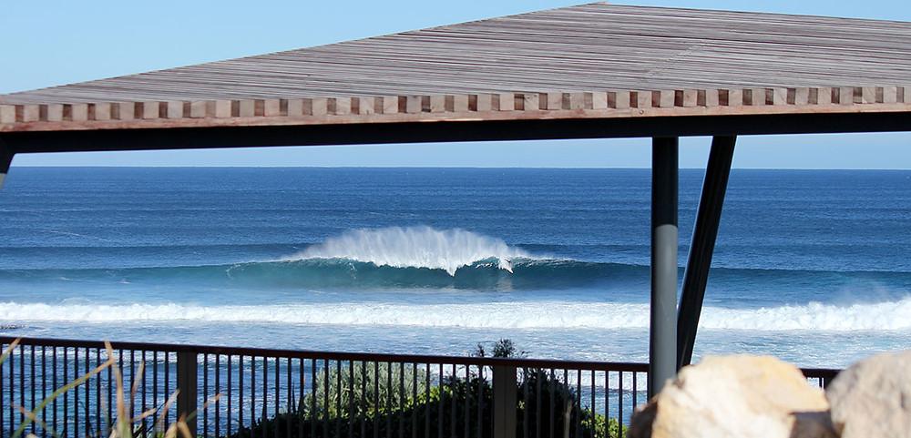 nice left, mainbreak, surfers point