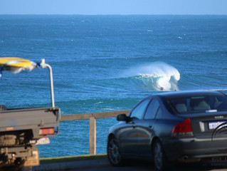 The Big Swell Continues...
