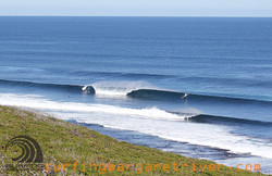 surf spots between the capes