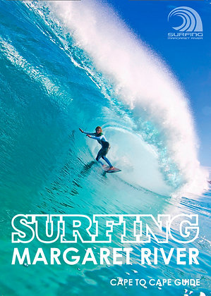 Surfing Margaret River Cape to Cape Guide