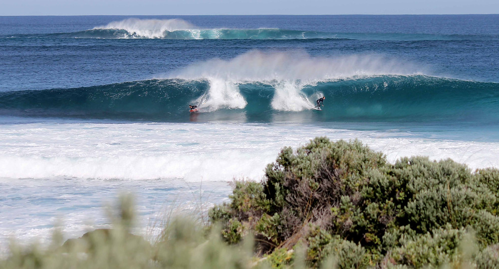 the left or the right, gas point margaret river