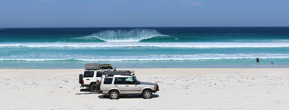 surfing margaret river spot