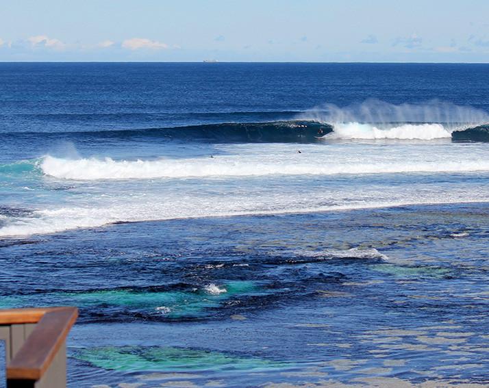 Southsides, Surfers Point
