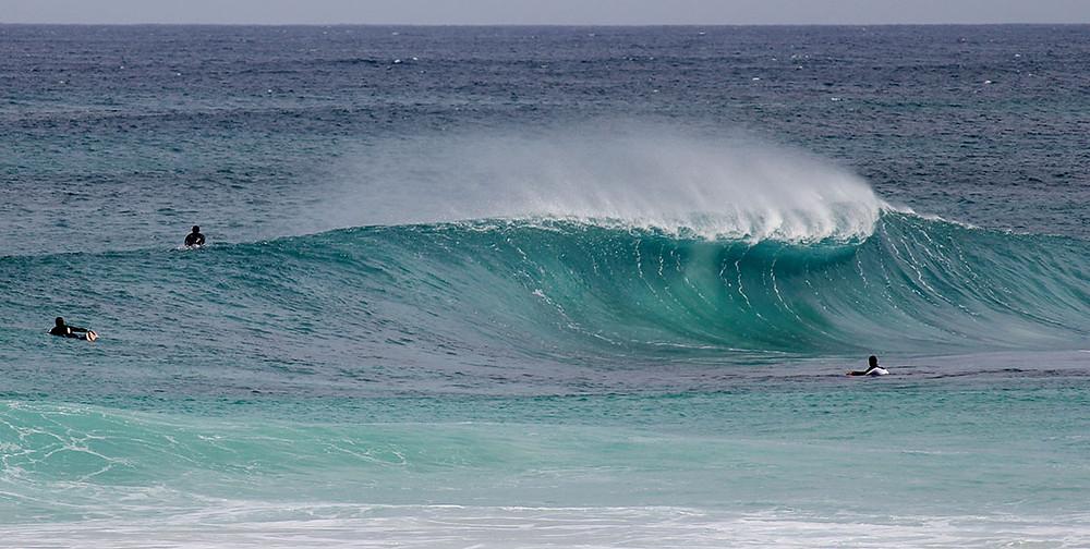 raw swell