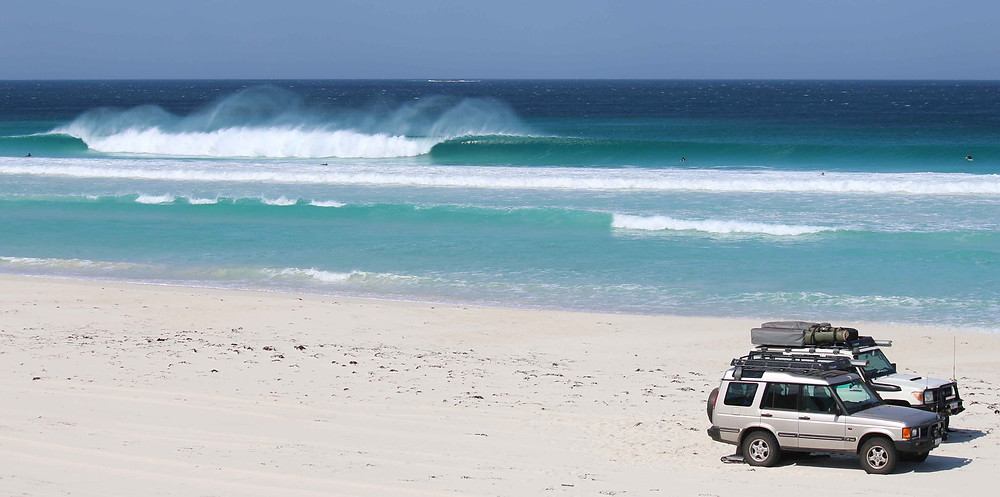 surf spots margaret river