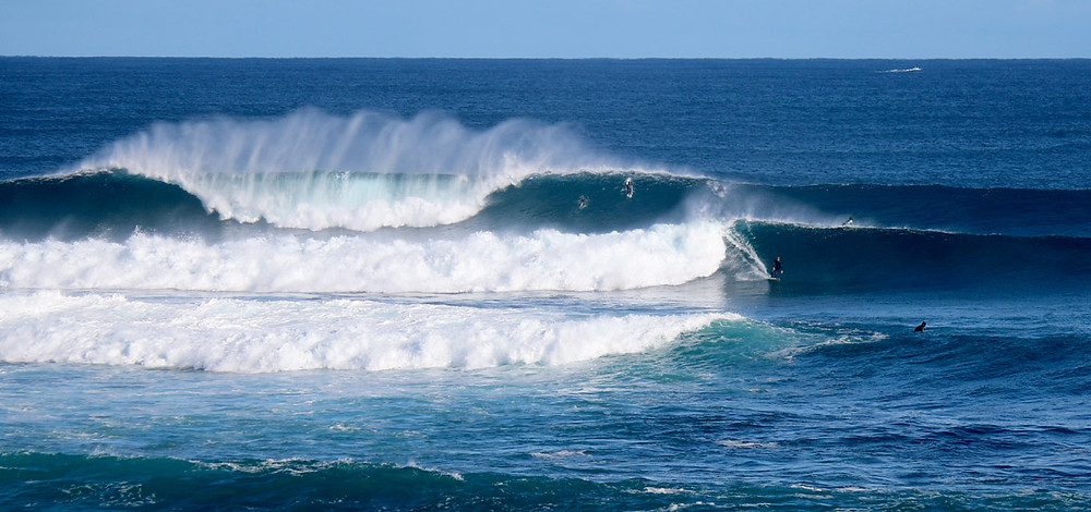 Surfer's Point Margaret River 2016