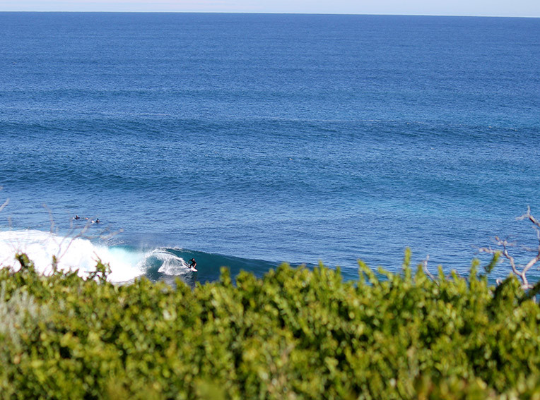 reef break margaret river