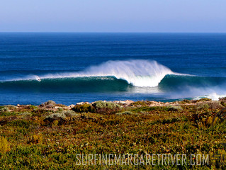 What else surf wise is happening around Margies?